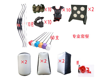 Factory supply Archery tag combat archery equipment